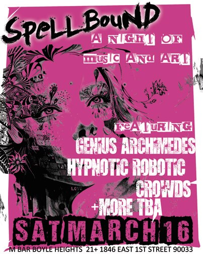 Spellbound TWO poster